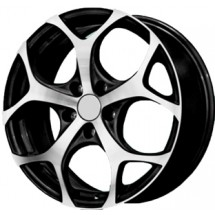Viper 5x114.3 17x7 ET45 Tacoma BFP 67.1
