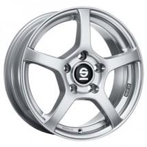 Sparco 5X115 16X6.5 ET41 RTT Full Silver 70,3
